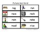 R Picture and Word Cards