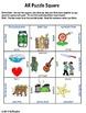 Speech Puzzle Squares for R