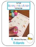 Spring Articulation [R & R-blends] Hatching Eggs
