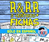 R RR spanish centers