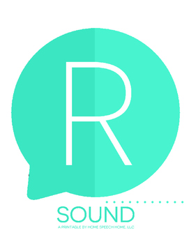 R & R Blend Sound Printable Flashcards