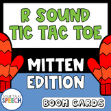 R Sound Tic Tac Toe Boom Cards | Speech Therapy | Articulation