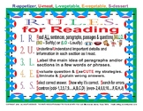 R.U.L.E.S. of Reading Passages Checklist