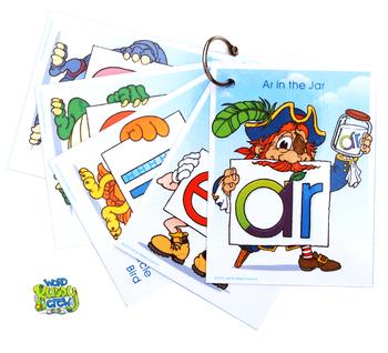 R Word Buddy Crew Card Pack (AR, ER, IR, OR, UR)
