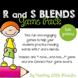 R and S Blends Game Pack