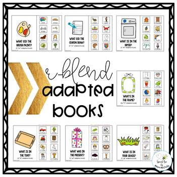 R-blend Adapted Books