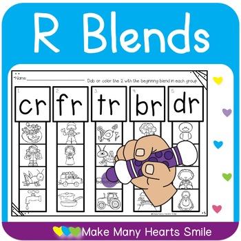Dot a Blend: R blends