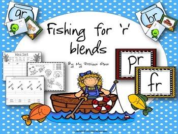R blends ( Fishing Theme)
