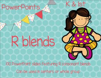 R blends PowerPoint