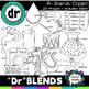 R blends clipart - Dr blends  - 20 images! Personal and Co