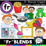 R blends clipart - Fr blends - 20 images! Personal and commercial use