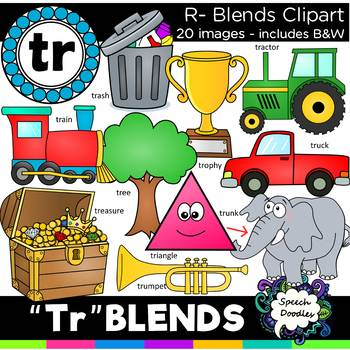 R blends clipart - Tr blends - 20 images! Personal and Commercial use