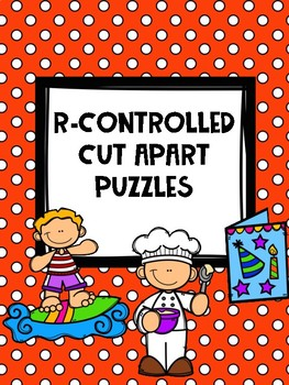 R controlled Cut apart puzzles