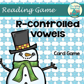 R-controlled  Card Game