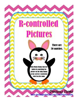 R-controlled Pictures - Mama Bunny and Her Babies