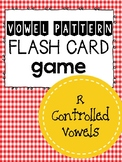 R controlled Vowels Flash Cards