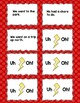 R-controlled Vowels Reading Fluency Game Uh-Oh!