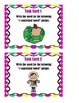 R-controlled vowel pictures Set 2 - Task Cards