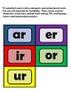 Bossy r - R-controlled vowels