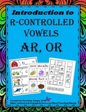 R-controlled Vowel Activities ar and or