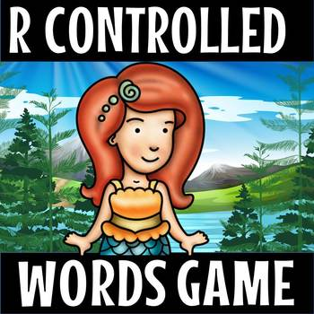 R controlled words