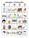 R final position Articulation Bingo with SymbolStix