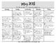 R initial and R blend May 2018 Homework Calendar