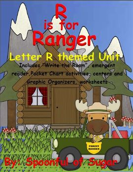 R is for Ranger (Letter R Unit)