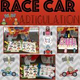 RACE CAR ARTICULATION, GAME COMPANION OR ACTIVITY/SMASH MA