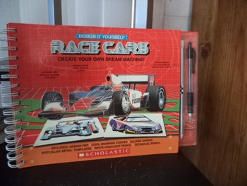 RACE CARS  DESIGN IT YOURSELF