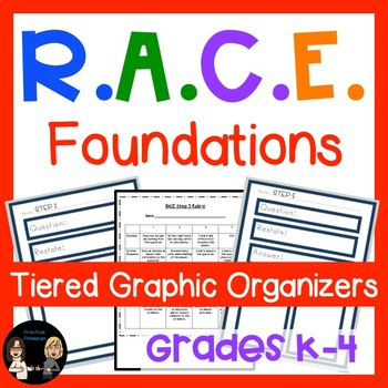 RACE Foundations: Tiered Constructed Responses for K-4