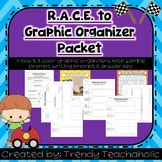 RACE Graphic Organizers  (MUST HAVE!)- CCSS Evidence-Based