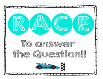 RACE Anchor Chart