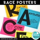 RACE POSTERS: Restate, Answer, Cite, Explain