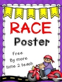RACE Poster {Free}