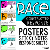RACE Strategy   RACE Posters   Constructed Response
