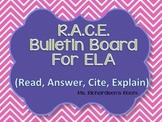 RACE Ready Strategy Bulletin Board