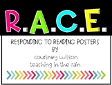 RACE Responding to Reading Posters