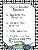 RACE Response Anchor Chart
