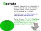 RACE and RACES Constructed Response STRATEGY l CCSS