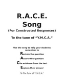 R.A.C.E. Song for Constructed Responses