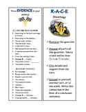 RACE Strategy Bookmark