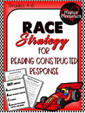 RACE Strategy For Constructed Response Freebie