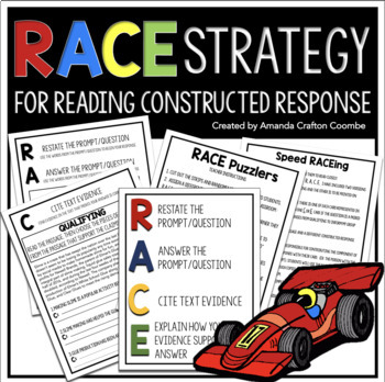 RACE Strategy For Constructed Response Unit