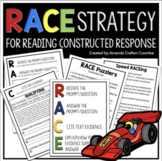 RACE Strategy For Reading Constructed Response Unit