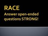 RACE Strategy Handout