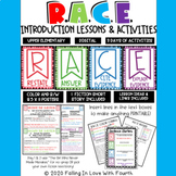 RACE Strategy Intro/Review Lessons & Activities (DIGITAL OR PRINTABLE)