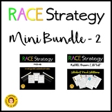 RACE Strategy Mini Bundle 2 - Cite Text and Elaborate - Stations and Practice