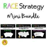 RACE Strategy - Mini Bundle - Task Cards, Practice Pages,