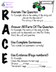 RACE Strategy Poster